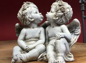antique cupids