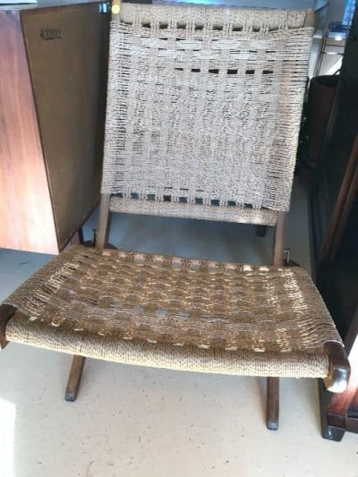 classic weave chair
