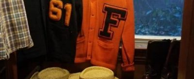 old letterman sweaters
