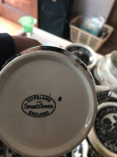 english copeland dishware