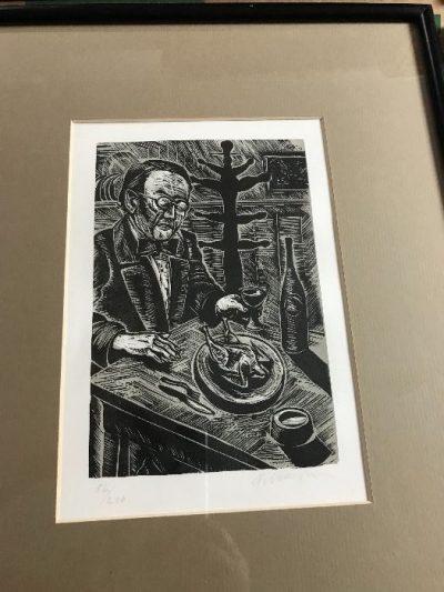 helmut ackermann lithographs