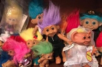 Troll Doll Collectables